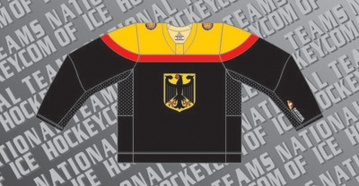 Germany Ice Hockey Jersey