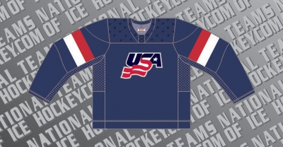 United States Ice Hockey Jersey