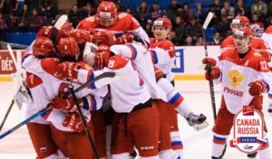 Russia forces overtime to capture series in Drummondville 47689eba4