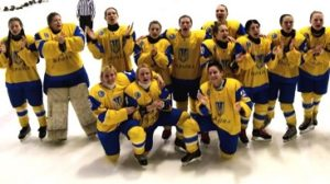 32133f544 ... game against Belgium to claim first place and promotion at the 2019  IIHF Ice Hockey Women s World Championship Division II Group B  Qualification.